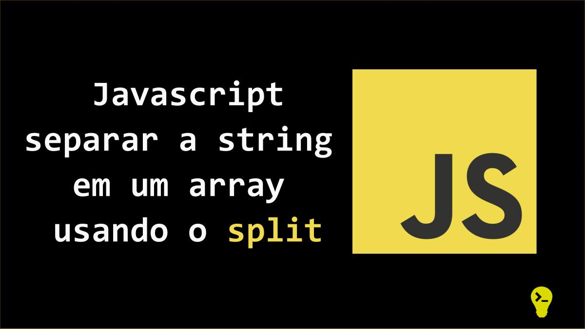 javascript split